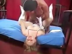 Exotic Amateur clip with Big Tits, Teens scenes