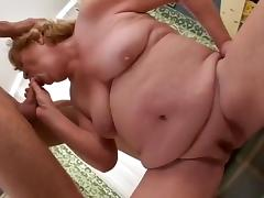 Crazy Homemade record with BBW, Blonde scenes porn tube video