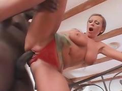 All, Big Tits, Blonde, Boobs, Horny, Interracial