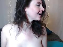 Pregnant hottie s cam show porn tube video