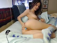 Amazing Homemade record with Toys, Masturbation scenes tube porn video