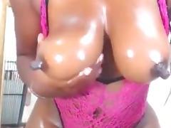 Squirt, BBW, Latina, Nipples, Oil, Squirt