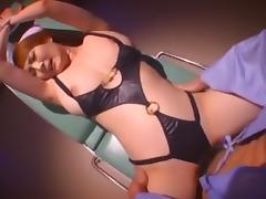 Nurse, Asian, BDSM, Dildo, Exotic, Fetish