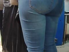 Latex, Big Ass, Latex, Mature, MILF, Shop