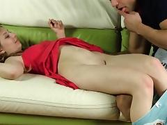 Defloration, 18 19 Teens, Cunt, Cute, European, Fingering
