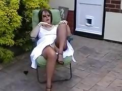 Exotic Homemade record with Solo, Outdoor scenes porn tube video