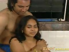 Desi, Big Tits, Couple, Hardcore, Indian, Shower
