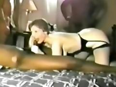 Horny Amateur video with Interracial, Black scenes porn tube video
