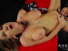 Were visited Big boob lesbians licking pussy