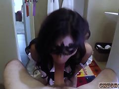 Fucked in front of friend's daughter and is that your threes porn tube video