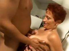 Grandmother, Amateur, Granny, Hairy, Mature, Nipples