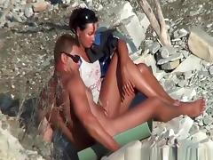Beach, Beach, Mature, Nude, Penis, Public