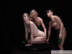 Sister, Blonde, Brunette, Fucking, HD, Lesbian