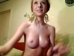 A Very Erotic Cam Girl