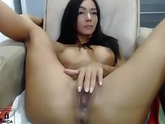 Webcam, Big Tits, Fantasy, Masturbation, Pussy, Solo