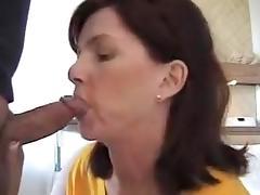 brunette granny boobs amateur