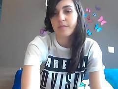 Webcam, Small Tits, Softcore, Solo, Webcam
