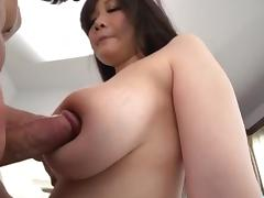 Creampie, Asian, Big Tits, Bimbo, Blowjob, Boobs