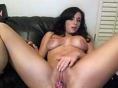 Webcam, Amateur, Big Tits, Boobs, Brunette, Homemade