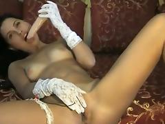 Webcam, Dildo, Masturbation, Pussy, Sex, Small Tits