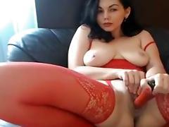 Webcam, Amateur, Big Tits, Boobs, Brunette, Exotic