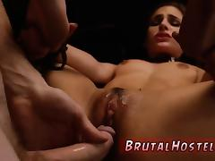 Rough eating Two youthful sluts, Sydney Cole and Olivia Lua, tube porn video
