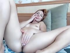 Webcam, Masturbation, Sex, Small Tits, Solo, Webcam
