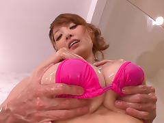 Shion Utsunomiya is a stunning babe with big tits ready to fuck