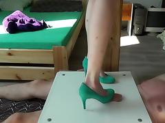 Boots, Boots, Compilation, Hardcore, Heels, Massage
