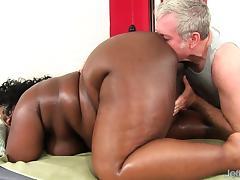 BBW, Ass, BBW, Black, Ebony, HD