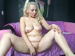 Grandma, Amateur, Big Tits, Blonde, Granny, Homemade