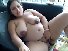 Webcam, Amateur, BBW, Big Tits, Masturbation, Solo