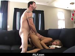 StepSis Caught By StepBro Watching Porn