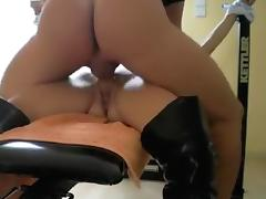 Fabulous Homemade video with Blonde, Shaved scenes porn tube video