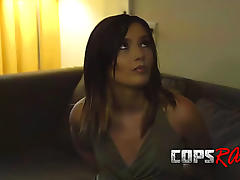 Cop, 18 19 Teens, Cop, Police, Slut, Teen