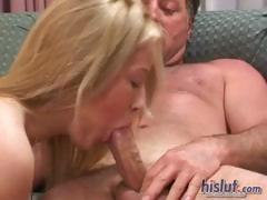 Britney Jay sucks and fucks tube porn video