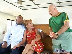 Lennox is a hot MILF tube porn video