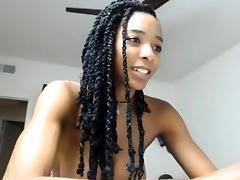 Black, Amateur, Ass, Black, Ebony, Masturbation