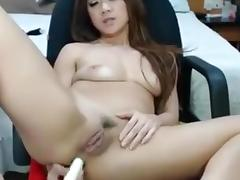 Fabulous Homemade movie with Toys, College scenes tube porn video