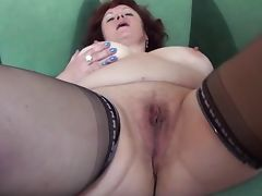 sexy woman mature tube porn video