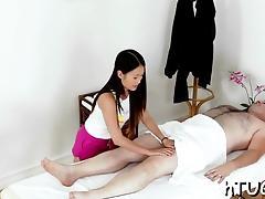 Massage, Asian, Handjob, Massage, Teen, Thai
