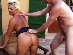 Horny Amateur video with MILF, Vintage scenes porn tube video