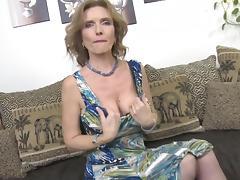 Making My Grandma Cum porn tube video