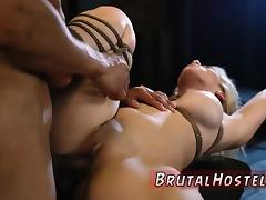 Pure  sex first time Big-breasted ash-blonde bombshell Crist