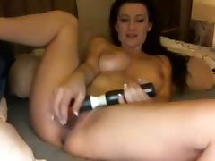 Naughty, Amateur, Big Tits, Boobs, Brunette, Homemade
