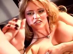 Boobs, Amateur, Big Tits, Blonde, Boobs, Handjob
