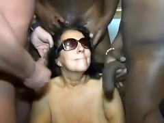 Crazy Homemade movie with Big Dick, Cumshot scenes porn tube video