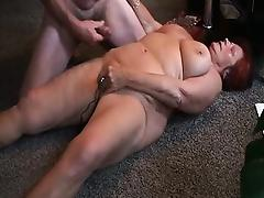 Amateur, Amateur, BBW, Fat, Fingering, German