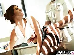 Babes - Office Obsession - Ryan Driller and I porn tube video