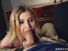 Big Cock, Big Cock, Blonde, Deepthroat, Monster Cock, Penis